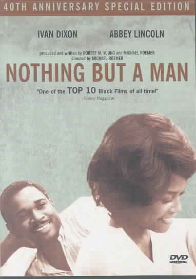 NOTHING BUT A MAN BY DIXON,IVAN (DVD)